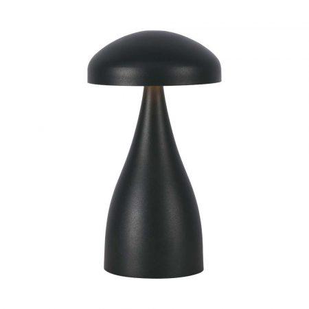 Csepp- és porálló LED zseblámpa - gumírozott - 9 ledes