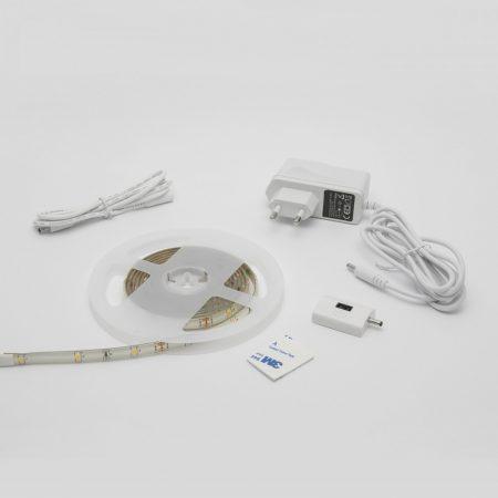LED szalag szett érintés nélküli kapcsolóval
