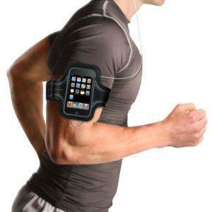 "Sport tok futáshoz, telefontok karpánt 3,5"" - 4,5"""