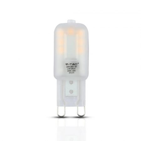 V-TAC PRO G9 LED izzó 2,5W, 4000K - Samsung chip - 244