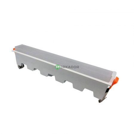 V-TAC lineáris süllyeszthető LED panel 20W - 4000K - 6414