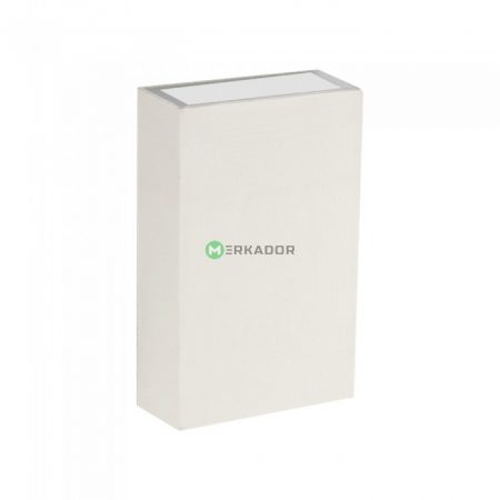 V-TAC IP65 fali LED lámpa - fehér - 8560