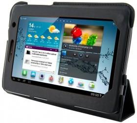 """Samsung Galaxy Tab 2 tablet tok állvány 7"""" - fekete"""