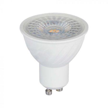 V-TAC PRO spot LED lámpa izzó, 6.5W GU10 4000K - Samsung chip - 193