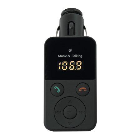 MKBT60 bluetooth MP3 FM transmitter autós kihangosító funkcióval