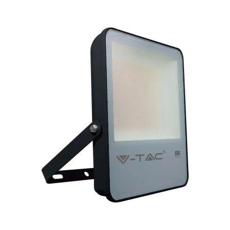 V-TAC 50W SMD LED reflektor, fényvető természetes fehér - fehér ház - 5905