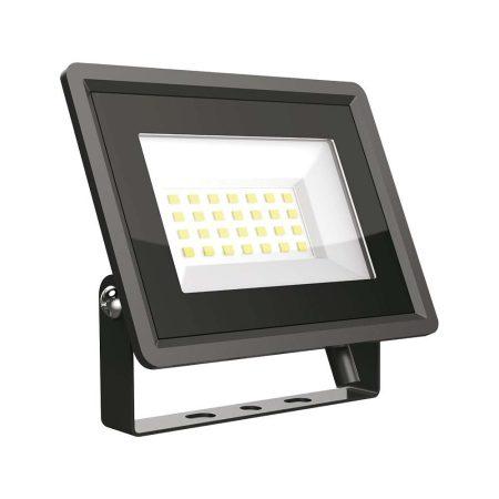 V-TAC mozgásérzékelős slim 10W SMD LED reflektor - 3000K - 5786