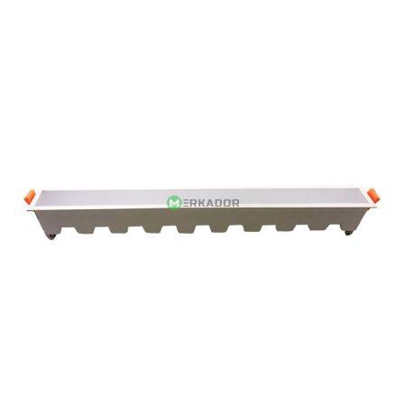 V-TAC lineáris süllyeszthető LED panel 30W - 4000K - 6408