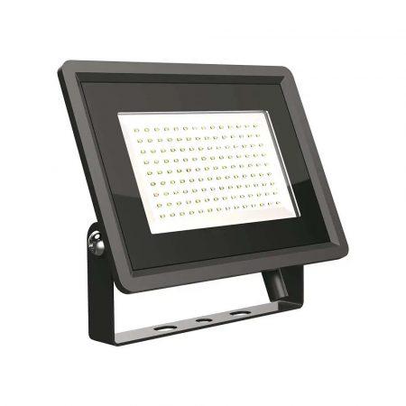 V-TAC 50W SMD LED reflektor, fényvető hideg fehér - fekete ház - 5886