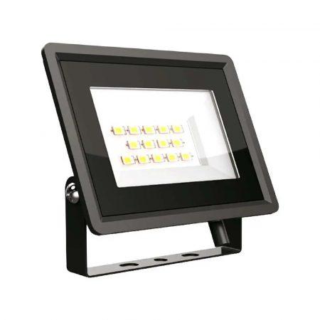 V-TAC 10W SMD LED reflektor, fényvető hideg fehér - fekete ház - 5779