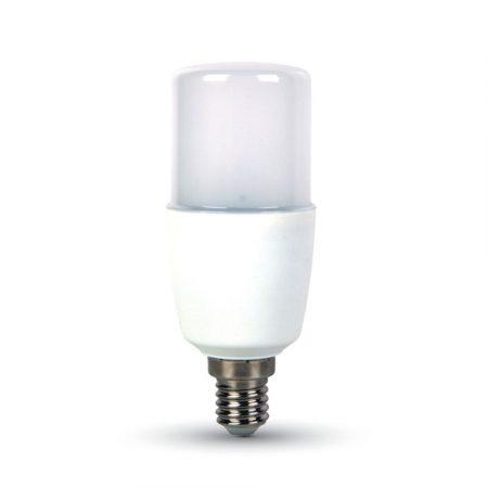 V-TAC T37 LED izzó 9W E14 - meleg fehér - 7173