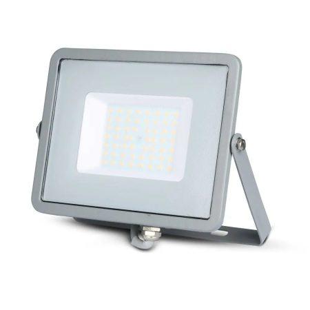 V-TAC slim 10W LED reflektor mozgásérzékelővel - természetes fehér - 5784