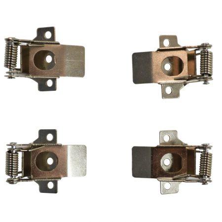 LED panel rugós rögzítőfül szett, 60x60cm és 120x30cm méretű panelhez