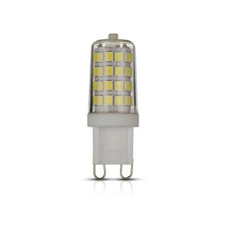 V-TAC PRO G9 LED izzó 3W - Természetes fehér - Samsung chip - 247