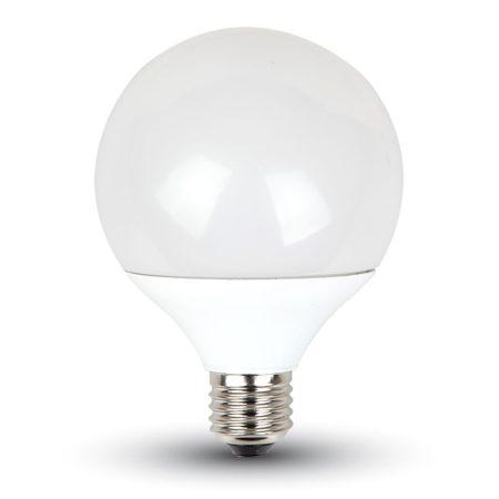 V-TAC 10W E27 G95 LED izzó - természetes fehér, 4277