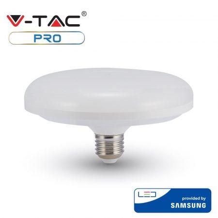 V-TAC Samsung chipes UFO LED lámpa égő 15W, E27 - természetes fehér - 214