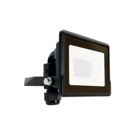 V-TAC 10W SMD LED reflektor - természetes fehér - szürke/fekete - 5775
