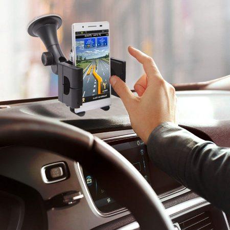 Univerzális, autós GPS, telefon tartó MK02