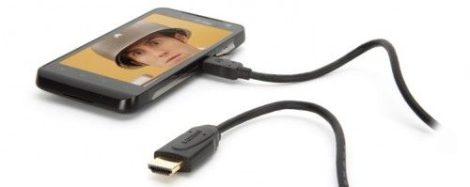 Nagysebességű HDMI - microHDMI kábel 1,5m