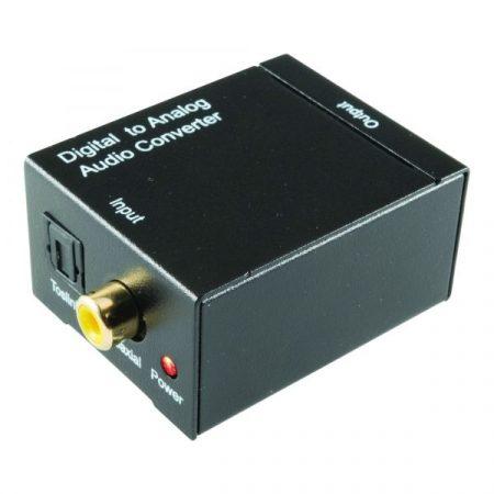 SAL DTA HIFI digitális - analóg átalakító audio konverter