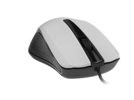 Gembird USB optikai egér - fehér