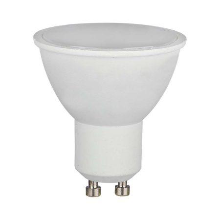 V-TAC színváltós RGB+ természetes fehér LED lámpa izzó 3.5W / GU10 - 2779