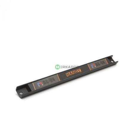 Handy mágneses fali késtartó, szerszámtartó sín 305mm