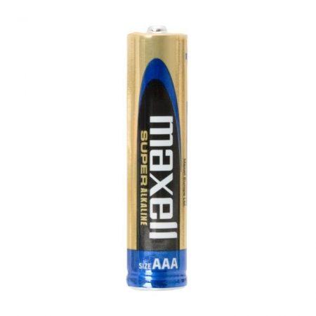 Maxell kifolyásbiztos tartós AAA mini ceruzaelem