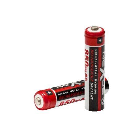 Tölthető mini ceruzaelem, akkumulátor AAA elem