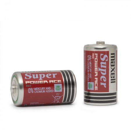 Maxell R20 D féltartós góliát elem - 2 db/bliszter