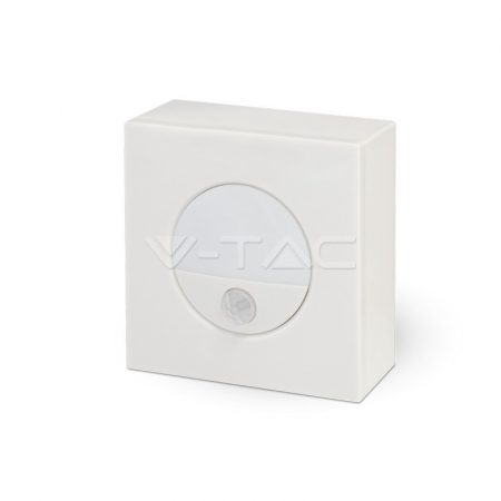 V-TAC lépcső LED világítás, mozgásérzékelős lámpa 3W - 5570
