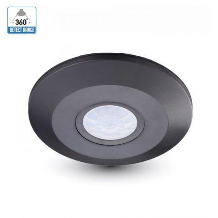 V-TAC mennyezeti infra mozgásérzékelő fekete - 5087