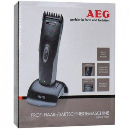 AEG HSM/R5596 akkus hajnyíró, hajvágó