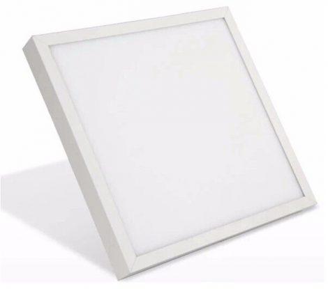 V-TAC falon kívüli LED panel 22W - négyzet - 4814