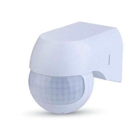 V-TAC infra mozgásérzékelő 180°-os - fehér - mozgatható fejjel - 5088