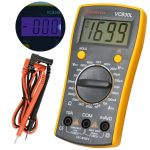 Digitális multiméter VC830L