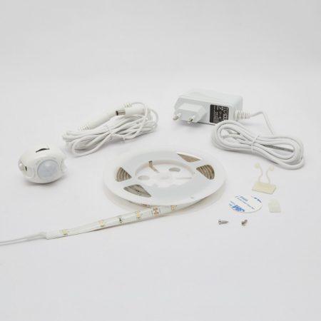 SMD 3528 LED szalag szett mozgásérzékelővel
