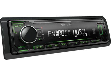 Kenwood USB/MP3 lejátszó autórádió - KMM-104GY