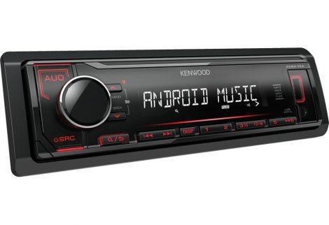 Kenwood USB/MP3 lejátszó autórádió - KMM-104RY