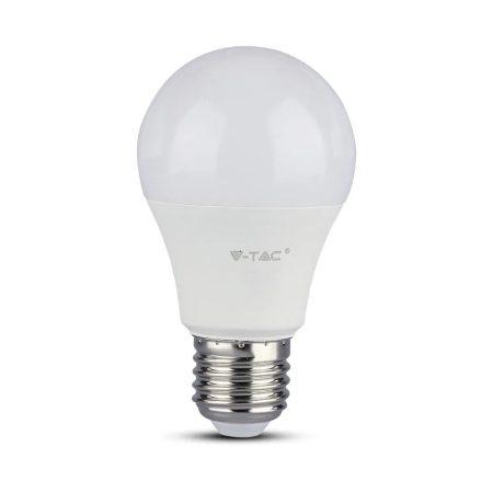 V-TAC PRO A++ 8.5W E27 LED izzó, 4000K - Samsung chip - 253