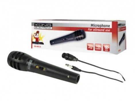 König KN-MIC15 dinamikus karaoke mikrofon