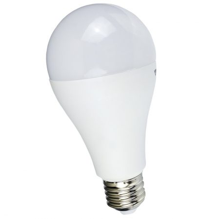 V-TAC 17W E27 A65 LED izzó - Természetes fehér - 4457