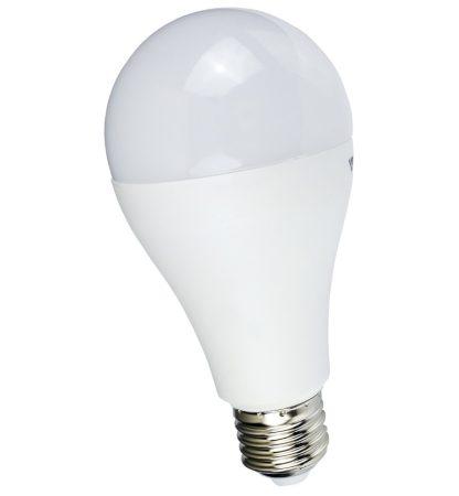 V-TAC 17W E27 A65 LED izzó - Meleg fehér - 4456