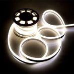 V-TAC flexibilis vízálló LED neon szalag 24V - IP68 - 4000K - 2613