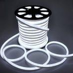 V-TAC flexibilis vízálló LED neon szalag 24V - IP68 - 6400K - 2614