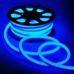 V-TAC flexibilis vízálló kék LED neon szalag 24V - IP68 - 2615
