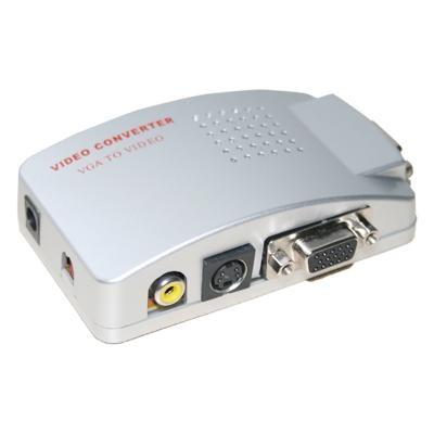 RCA - VGA video átalakító PC - TV konverter