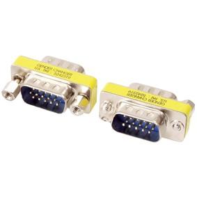 VGA fordító Apa/Apa átalakító adapter