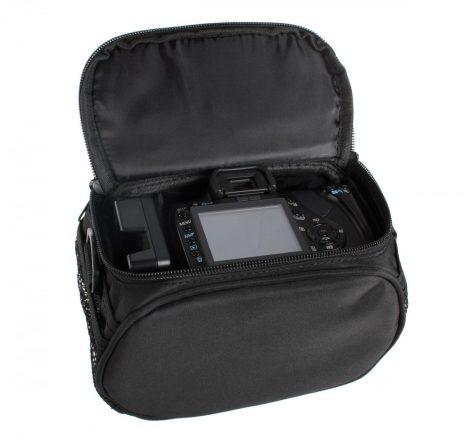 Nagyméretű fényképezőgép táska / Canon EOS, Nikon fotós táska