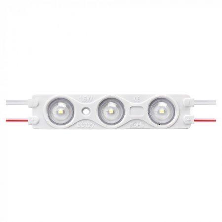 V-TAC 2835 SMD LED modul 12V, 1.5W, IP67, zöld - 5128